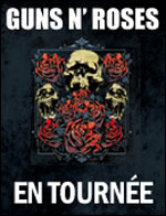 GUNS N' ROSES: BUS SEUL REIMS