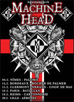 MACHINE HEAD (US)