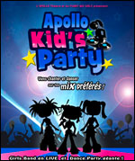APOLLO KID'S PARTY