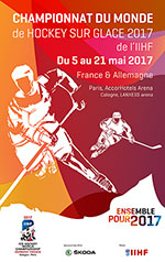 MONDIAL HOCKEY 2017 - PACK JOURNEE 07 MAI 2017