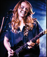 SAMANTHA FISH + SARI SCHORR