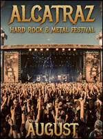 ALCATRAZ HARD ROCK & METAL FESTIVAL