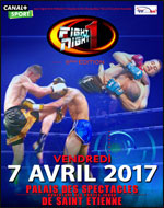 FIGHT NIGHT ONE 5EME EDITION