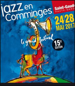 JAZZ EN COMMINGES - PASS 4 SOIRS