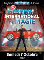 9ME FESTIVAL INTERNATIONAL DE MAGIE
