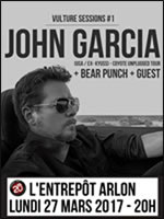 JOHN GARCIA (USA) + BEAR PUNCH