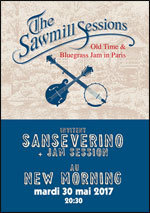 THE SAWMILL SESSIONS / SANSEVERINO