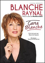 BLANCHE RAYNAL - CARTE BLANCHE