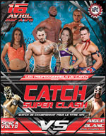 GRAND SHOW DE CATCH INTERNATIONAL