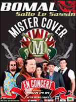 MISTER COVER