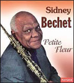 SIDNEY BECHET  FROM N.O TO ANTIBES