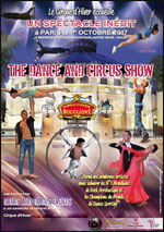THE DANCE AND CIRCUS SHOW