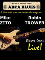 MIKE ZITO + ROBIN TROWER