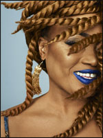 OUMOU SANGARE + GUEST