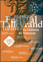 FEST. TALLEYRAND - COMEDIE PROVERBE
