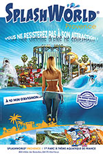 SPLASHWORLD PROVENCE - PASS SAISON