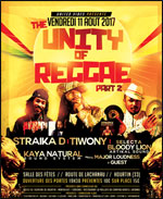 THE UNITY OF THE REGGAE PART 2