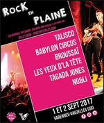 FESTIVAL ROCK EN PLAINE
