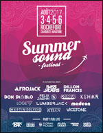 SUMMER SOUND FESTIVAL - 1 JOUR