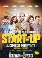 START UP - LA COMEDIE MOTIVANTE