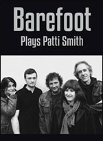 TRIBUTE TO PATTI SMITH BY BAREFOOT