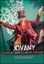 "JOVANY ""L'UNIVERS EST GRAND,"