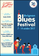 AVIGNON BLUES FESTIVAL - PASS D