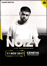 NOIZY, LIVE PERFORMANCE