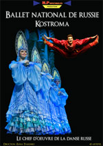 BALLET NATIONAL DE RUSSIE