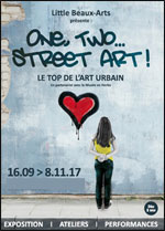 ONE,TWO,...STREET ART !