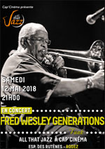 FRED WESLEY GENERATIONS