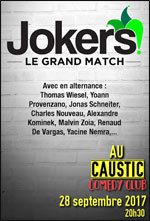 JOKERS - LE GRAND MATCH