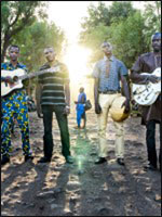 SONGHOY BLUES + SUPPORT