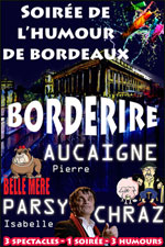 BORDERIRE :  PASS 2 SPECTACLES