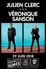 JULIEN CLERC + VERONIQUE SANSON