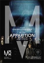 APPARITION - KINDERTOTENLIEDER