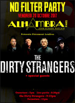 THE DIRTY STRANGERS