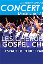 CHERUBINS GOSPEL CHOIR