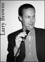 LARRY BROWNE JAZZ ORCHESTRA