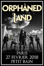 ORPHANED LAND + GUESTS