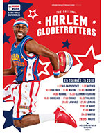 HARLEM GLOBETROTTERS - TARBES / MAGIC PASS