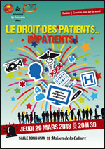 LE DROIT DES PATIENTS... IMPATIENTS