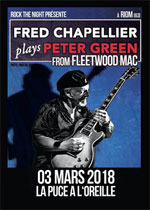 FRED CHAPELLIER PLAYS PETER GREEN