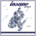 INSANE FESTIVAL 2018 - PASS 2 J