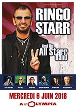 RINGO STARR AND HIS ALL START BAND