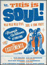 THIS IS SOUL! + THE EXCITEMENTS