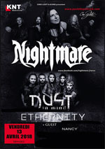 NIGHTMARE+DUST IN MIN+ETHERNITY