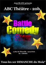 BATTLE COMEDY SHOW