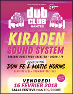 NANTES DUB CLUB # 27