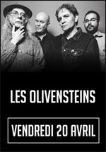 THE OLIVENSTEINS